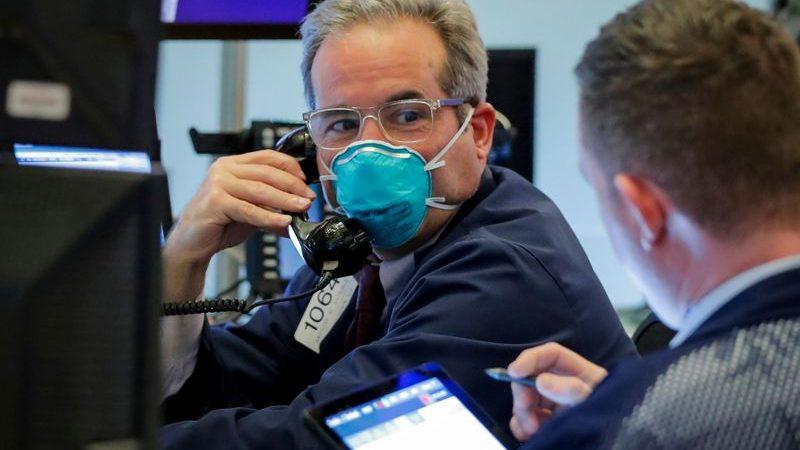 Wall Street set to slide as coronavirus crisis intensifies