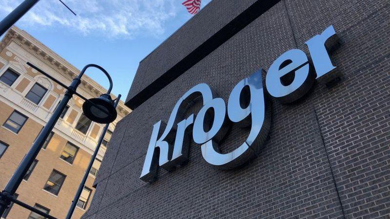 Kroger comparable sales surge 30% in March, borrows $1 billion