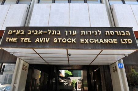 Israel stocks higher at close of trade; TA 35 up 0.79%