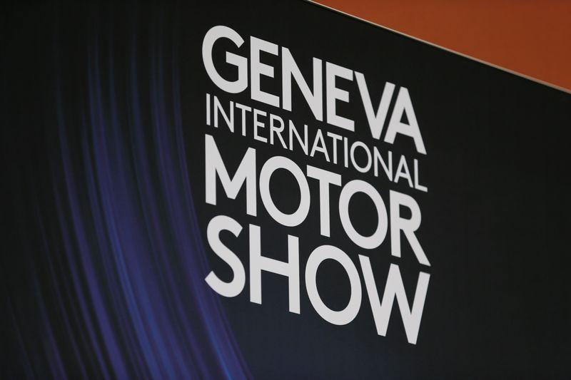 Geneva motor show postponed until 2022: organizers