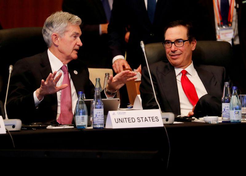 Powell, Mnuchin enter the lion's den again to discuss pandemic response