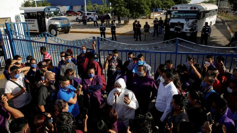 Mexican labor activist's arrest sends 'wrong signal' under North America trade deal