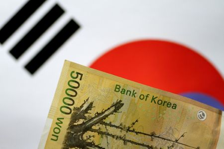 South Korea finance ministry to monitor financial markets, liquidity flows