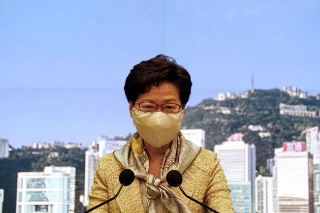 Joshua Wong Quits Party Ahead of China Law: Hong Kong Update