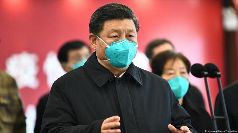 China Claims Nationwide Coronavirus Surge