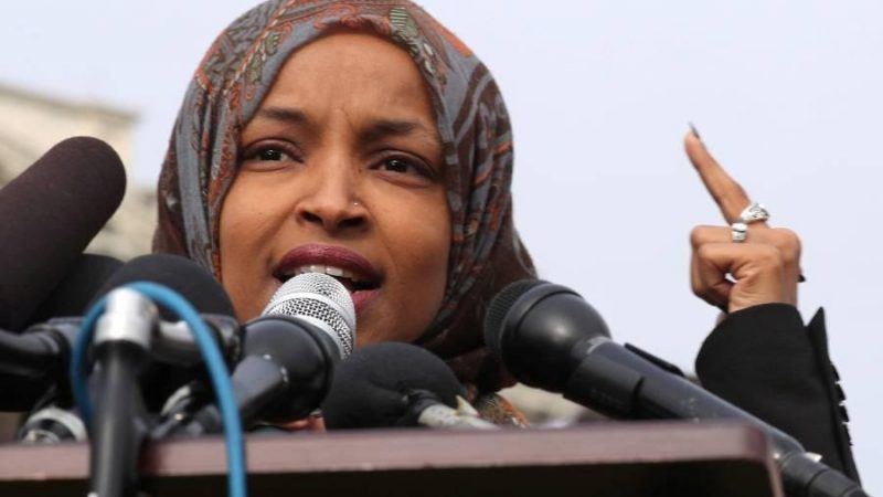 "Rep. Ilhan Omar (D-MN) Determined to Ruin the US yet $200K has Gone to her Husband's ""Consulting Firm"" – Hmm???"