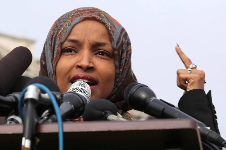 """Rep. Ilhan Omar (D-MN) Determined to Ruin the US yet $200K has Gone to her Husband's """"Consulting Firm"""" – Hmm???"""