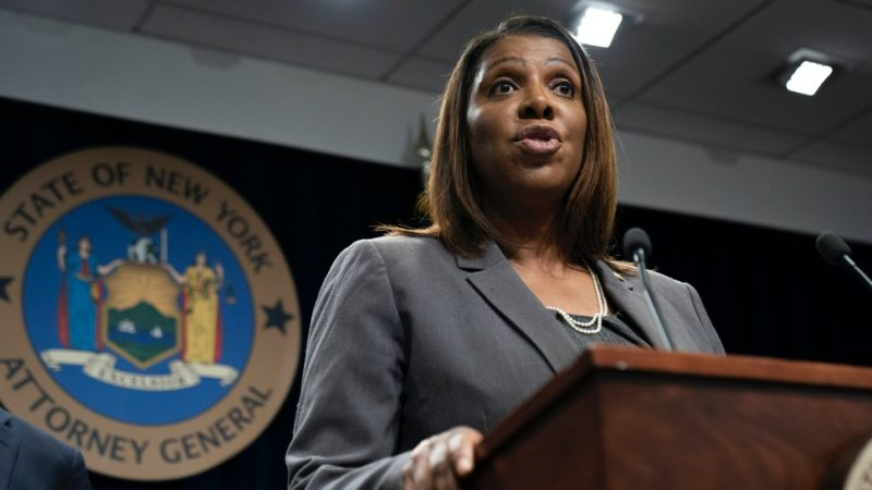Attorneys General Assoc Shreds NY AG: 'Abusing Her Power to Target A Political Adversary'