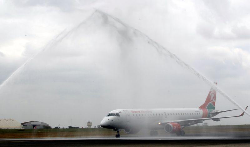Kenya Airways resumes international flights after virus curbs lifted