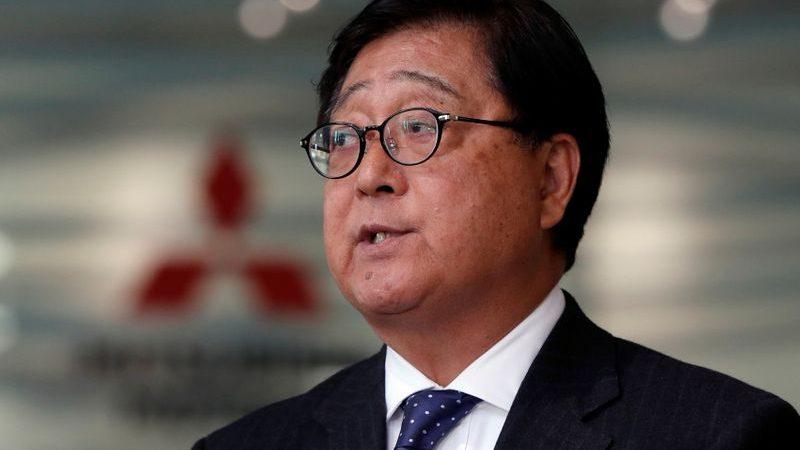 Mitsubishi Motors says former chairman Masuko dead at 71