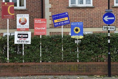 StockBeat: Rightmove, Halifax Show Signs Of Life in U.K. Housing