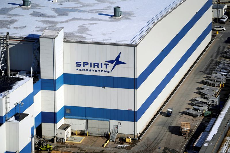 Spirit AeroSystems cuts 1,100 jobs due to coronavirus, 737 MAX rate reduction