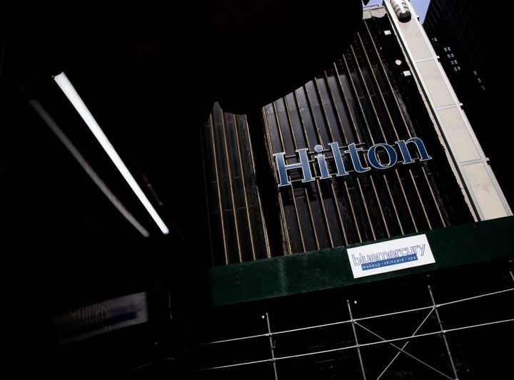 Hilton posts bigger-than-expected loss as coronavirus hammers bookings