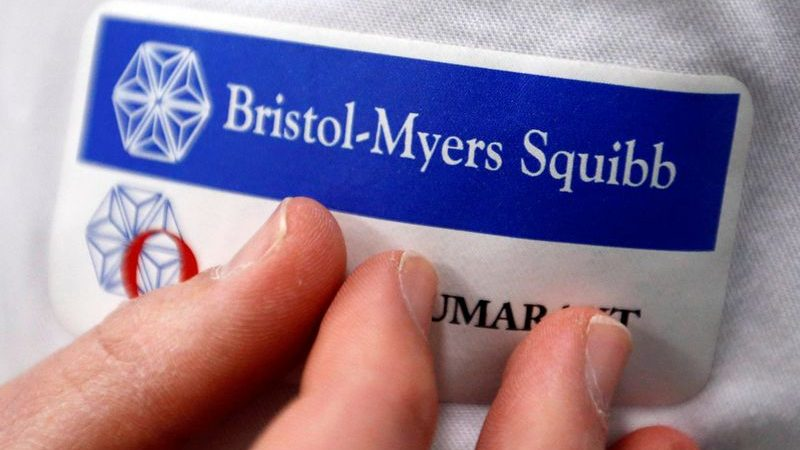 Bristol Myers lifts annual profit view on hopes of pickup in patient visits to doctors