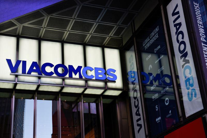 ViacomCBS beats estimates for second-quarter revenue