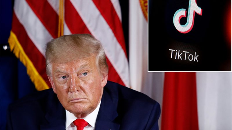 Trump OK with Microsoft buying TikTok, says app will close Sept. 15 if no acquisition