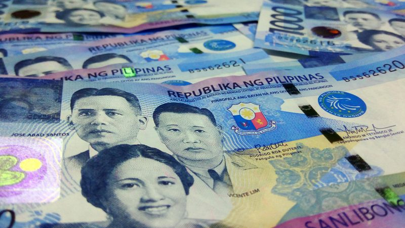 NG's outstanding debt hits P9.6 T as of end-Aug.
