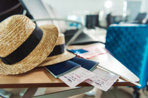 British holidaymakers booking days off despite COVID