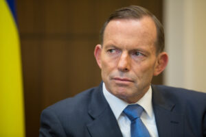 Who is Tony Abbott and why has he been appointed as UK trade advisor?