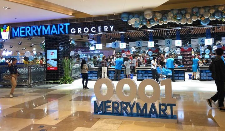 MerryMart, FoodPanda tie up for online-only groceries