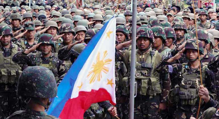US lawmakers seek end to Philippine military aid