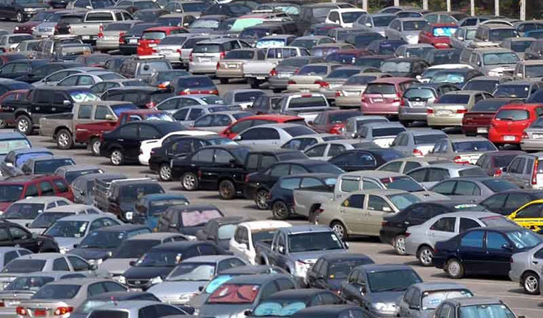 Imported car sales drop 49%, break month-on-month gains