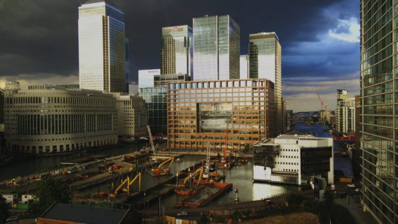It's the right time to invest in real-estate: Explore property in Canary Wharf