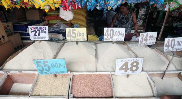 BoC finds some undervalued rice shipments