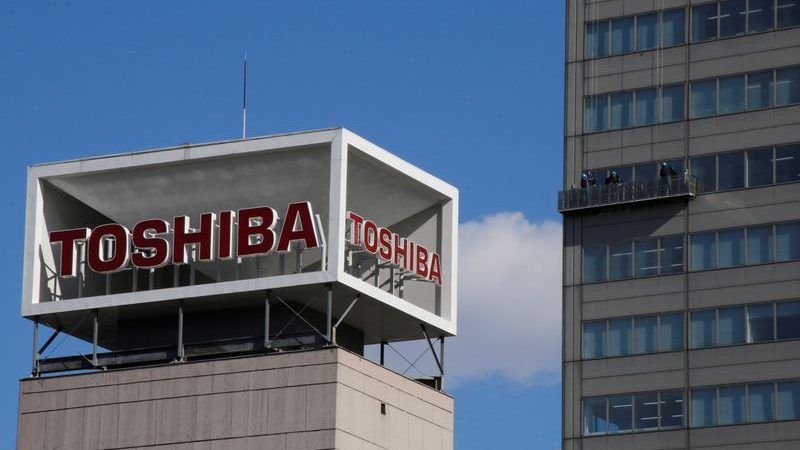 Toshiba targets $3 billion revenue in quantum cryptography by 2030