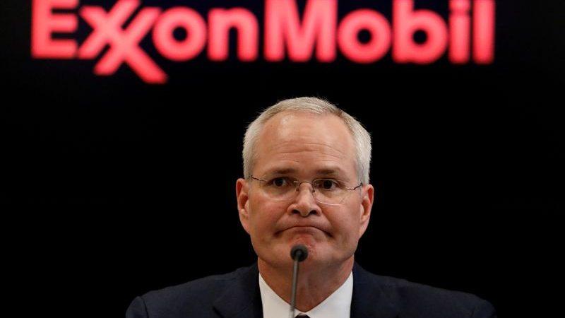 Exxon Mobil's fading star: no longer the biggest U.S. energy company