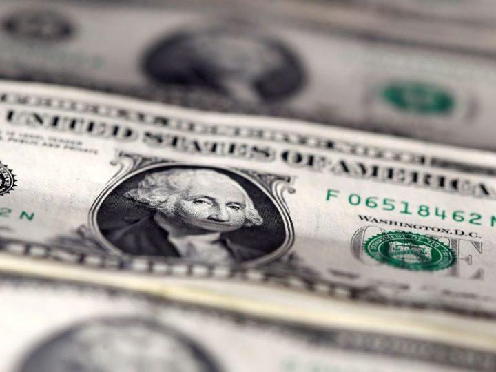 Dollar firms, euro hurt after ECB signals further easing