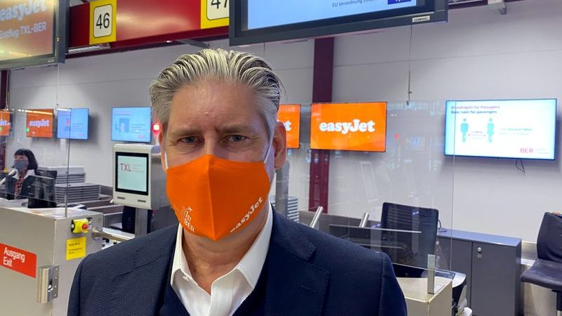 Easyjet looking at financing options, not against state aid