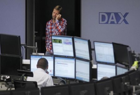 Germany stocks lower at close of trade; DAX down 0.92%