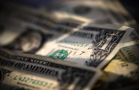 Dollar Down, Against Flight to Safety Over Pandemic Woes, Stimulus Stalemate