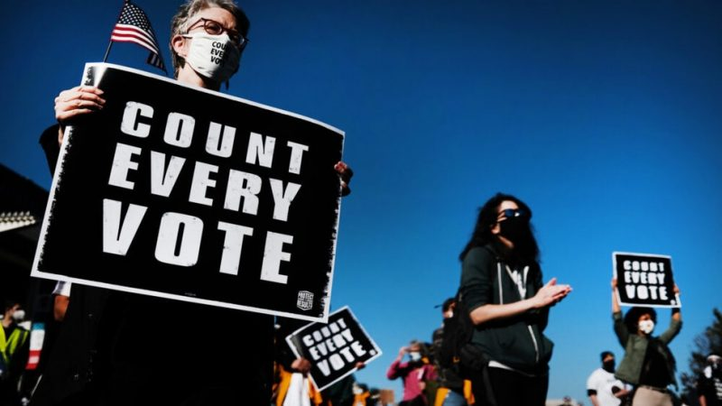 Why is It so Hard for Such an Advanced Nation to Accurately Count Votes?  Corruption Possibly??