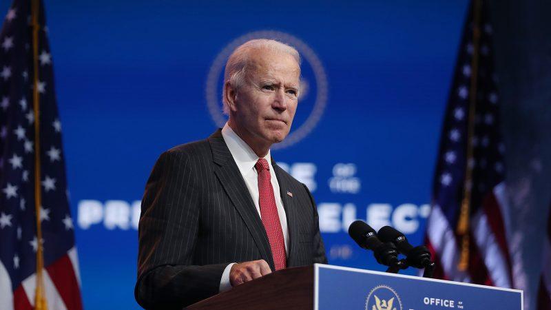 Demands on Biden from Black Lives Matter; No Police or Prisons
