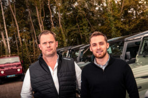 Yorkshire based Defender specialist extends global reach with ground-breaking deal