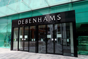 Debenhams may close up to 60 stores, putting thousands of jobs at risk