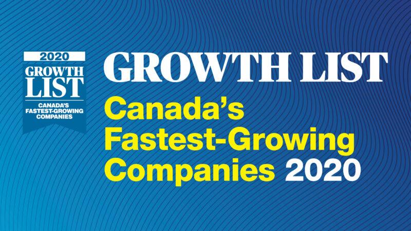The 2020 Growth Awards Winners