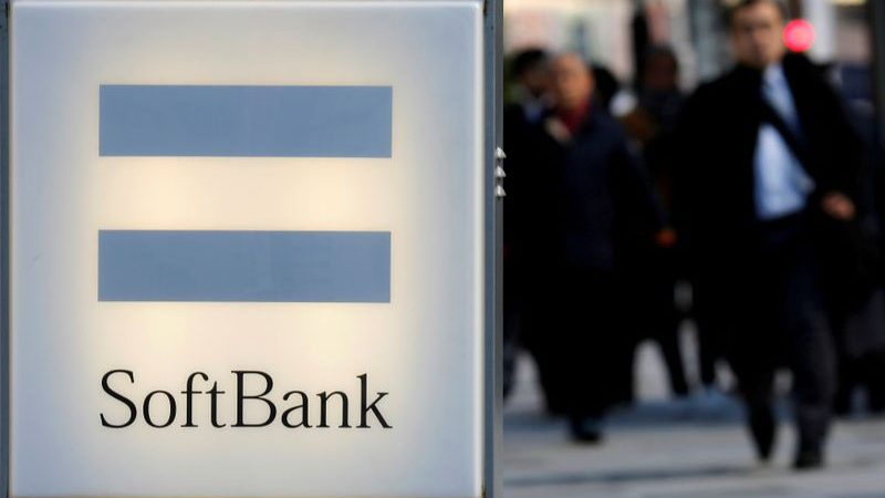 SoftBank books $1.3 billion loss from tech stock speculation