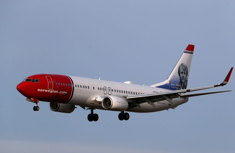 Norwegian Air suffers body blow as government rules out more support
