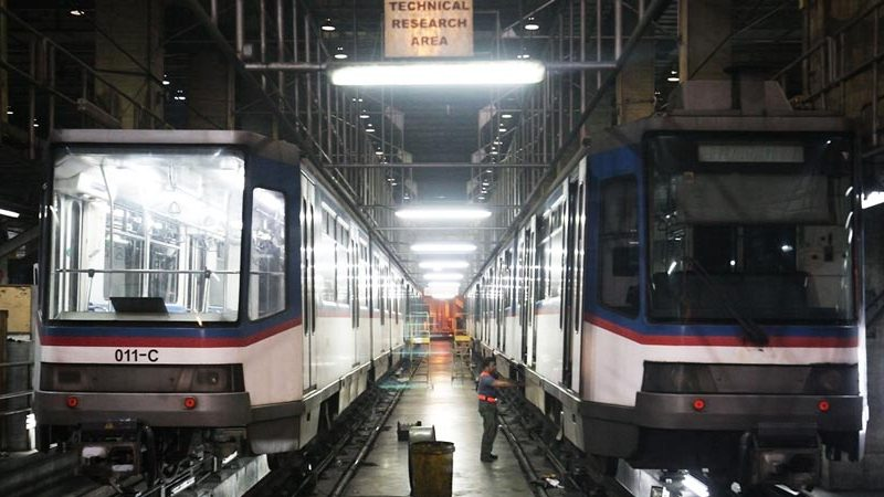 Operations at MRT-3 resume on Dec. 1 after major repairs