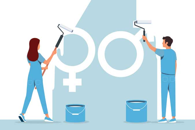 Towards a gender-equal world: A mission for all