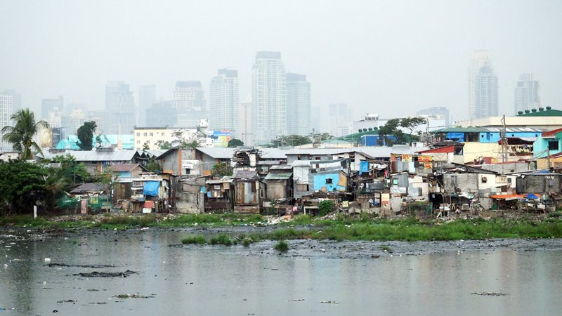 Pandemic impact felt disproportionately by poor