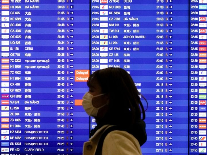 Incheon dethrones HK as Asia's busiest airport