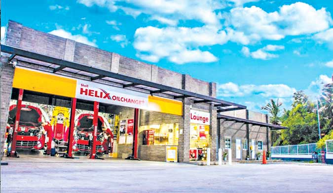 First Shell retail station built with 'eco-bricks' rises in Bulacan