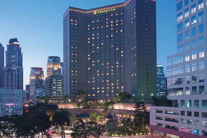 Makati Shangri-La Hotel to temporarily close