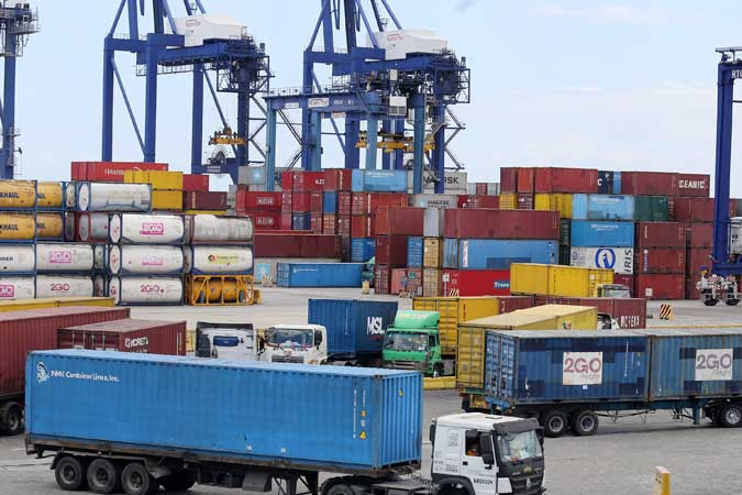 Trade dep't revises export targets for 2021, 2022