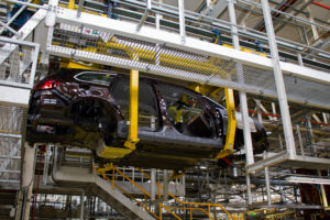 Vauxhall in crunch talks to save Ellesmere Port plant
