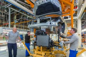 Nissan furlough hundreds of Sunderland-based staff over parts shortage